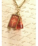 Fullmetal Alchemist Philosopher's Stone Necklace