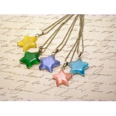 Kawaii Wishing Star Necklace